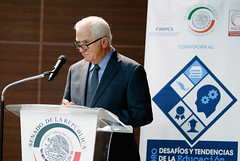 Foro Desafíos y Tendencias de la Educación Superior en México - PRINCIPAL