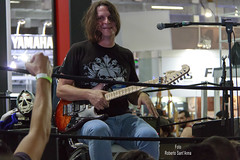 Edu Ardanuy Live at ExpoMusic 2015 (Roberto Sant'Anna) Tags: world rock guitar band solo roll paulo edu sao guitarrist ardanuy rbsantanna