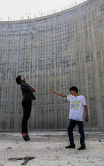 Death Grip (arnabjosephite) Tags: river death starwars factory force darth dhaka darthvader grip bangladesh bader meghna deathgrip highshutterspeed naryanganj meghnariver vadergrip amancementmills sonragaon amancement amanmills