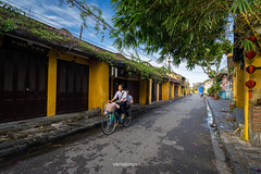 Ancient town of Hoi An, Vietnam (:: Focus Studio ::) Tags: china street old city travel vacation people india house reflection building green heritage tourism beautiful japan shop architecture sunrise river landscape thailand town ancient asia vietnamese quiet riverside bright outdoor traditional culture lifestyle peaceful bank bamboo unesco vietnam hoian transportation da malaysia myanmar hanoi hue lijiang channel hoi nang owner danang indochina meleka