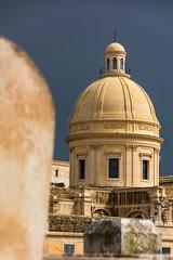 Noto, Sicilia, Italia! (Flavio~) Tags: day2 italy noto sicily chuch barroque oct2015 spanisharcitecture