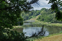 Serenity (Graham Dash) Tags: landscapes lakes surrey views cobham lakescapes painshillpark painshill