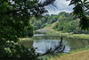 Serenity (Graham Dash) Tags: landscapes lakes surrey views cobham lakescapes painshillpark painshill