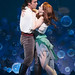 Eric Kunze as Prince Eric and Alison Woods as Ariel in Disney's The Little Mermaid presented by Broadway Sacramento at the Community Center Theater Feb. 2-7, 2016. Photo by Bruce Bennett, courtesy of Theatre Under The Stars.