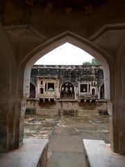 Vitthala Temple -Queens Bath - Hampi World Heritage Complex   (8) (pensivelaw1) Tags: india hampi queensbath vitthalatemple hampiworldheritagecomplex