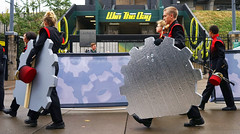 Battle of the Bands 2015 9 (Wolfram Burner) Tags: oregon university state stadium performance band bob battle uo marching burner uofo universityoforegon hs botb autzen wolfram statewide