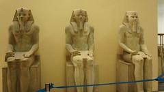 DSC00230 (Kodak Agfa) Tags: africa statue ancienthistory northafrica egypt statues places cairo mideast ancientegypt egyptianmuseum cairomuseum middlekingdom