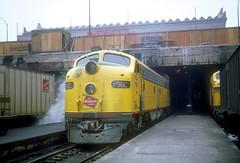 MILW E9 36C (Chuck Zeiler) Tags: road railroad train milwaukee locomotive e9 milw 36c