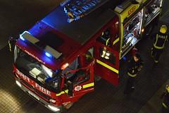 London Fire Brigade (5) @ Gallions Point 09-12-15 (AJBC_1) Tags: gallionspoint northwoolwich newham londonboroughofnewham eastlondon london england unitedkingdom uk fireengine fireappliance firetender londonfirebrigade ukemergencyservices lfb mercedesbenzatego pumpladder dlrblog ©ajc firefighter mercedesatego ae56sfy dpl1239 dualpurposeladder ukfireservice lfb150thanniversarydecal nikond3200 ajbc1