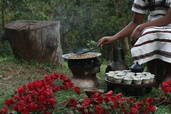 Traditional Coffee Ceremony in Yirgaalem