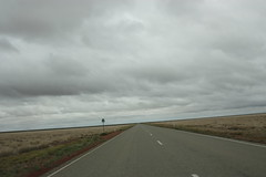 320 km marker (iainrmacaulay) Tags: highway australia barkly