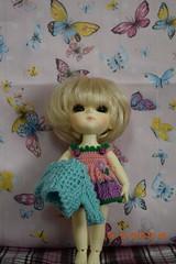 set^ Dress and jacket on my store Koreanshop (worlddoll86) Tags: set sweater outfit knitting dress clothes jacket coco tiny cardigan lami latidoll koreanshop worlddoll crocjet pukifee pukif