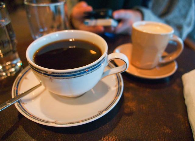 台北 中正–老氛圍老咖啡–老樹咖啡(台北店)