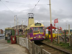 Blackpool 630 Starr Gate (Guy Arab UF) Tags: blackpool transport 630 brush tram starr gate trams streetcar tramway
