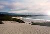 Carmel Beach. (hhmare!) Tags: carmel highway1 usa california canon24105mm cloudy foggy beach