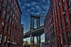 New York HDR (inami_13) Tags: nikond7200 hdr nyc newyork novayork nuevayork ciutats ciudades cities bridges puentes ponts carrer calle street newyorkcityinwinter