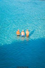 Country for Old Men (Nicola Pezzoli) Tags: favignana sicilia sicily island egadi summer sea water colors nature canon tourism old men cala azzurra pensionati sunrise early morning