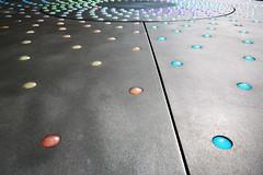 Dots (spencerrushton) Tags: spencerrushton spencer sun rushton canonlens canon colour canonl 5dmkiii canon24105mmlf4 24105mm l manfrotto manfrottotripod model outdoors summer sumerinthecity city london light dots uk londonuk londoncity daylight day dslr dethoffield dof purpleport walk fun lowlight dayout detail raw rawfile lightroom