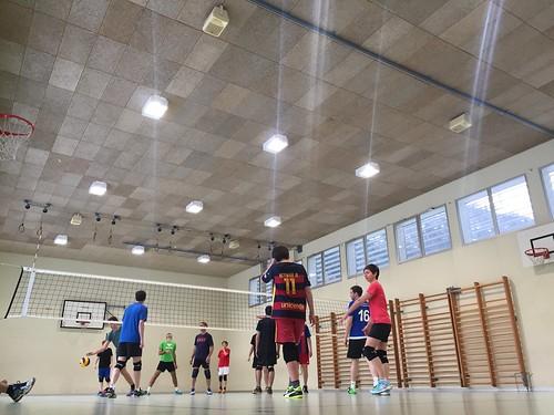 Trainingstag und HOW-Event vom 7.1.17