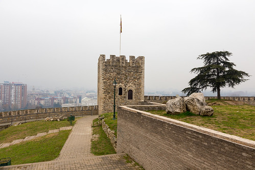 Skopje Fortress - Macedonia