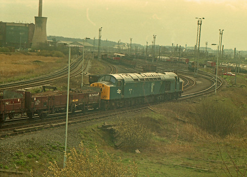 40174 Warrington Arpley 17th April 1984.