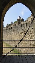 Fortifications de Carcassonne (Département de l'Aude, Région Languedoc-Roussillon) (bobroy20) Tags: carcassonne languedocroussillon