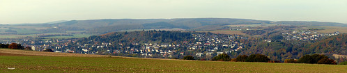Panorama - Bad Sobernheim
