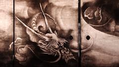 Zen impressions - Flying  Dragon 'Un-ryu' (maco-nonch★R(on/off)) Tags: kyoto kenninji 京都 建仁寺 雲龍 雲竜図