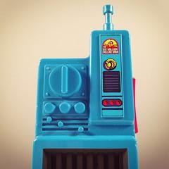 Porta-Communicator Transmitter (WEBmikey) Tags: toys sixmilliondollarman smdm kenner