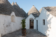 IMG_7168 (jaglazier) Tags: 19thcentury 19thcenturyad 2016 73116 alberobello apulia arches architecture buildings cityscapes copyright2016jamesaglazier domes doors entrances houses italy july landscape museums roads roofs stackedstone trulli urbanism vaults cities landscapes stonebuildings streets streetscapes unescoworldheritagesites whitewash puglia