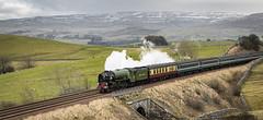 Tornado (TrotterFechan) Tags: steam train tornado rail railway