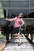 IMG_9759 (Ehrliche Aktfotografie) Tags: fashion rails train nonnude verdeckterakt outdoor highheels