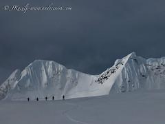 the magic of ski touring