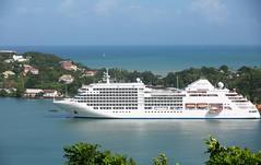 Silver Spirit in Martinique