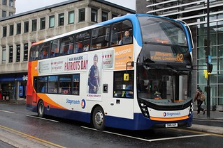 Stagecoach North East: 10651 / SN16 OZP