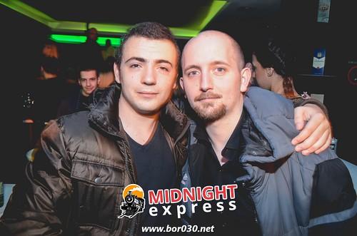 Midnight express (27.01.2017.)