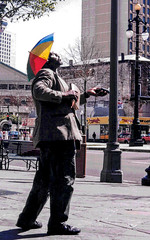Manic Street Preacher