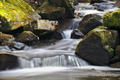 Passe le temps (Marc ALMECIJA) Tags: eau water wasser cascade waterfall brassac agout long pose exposure sony rx10