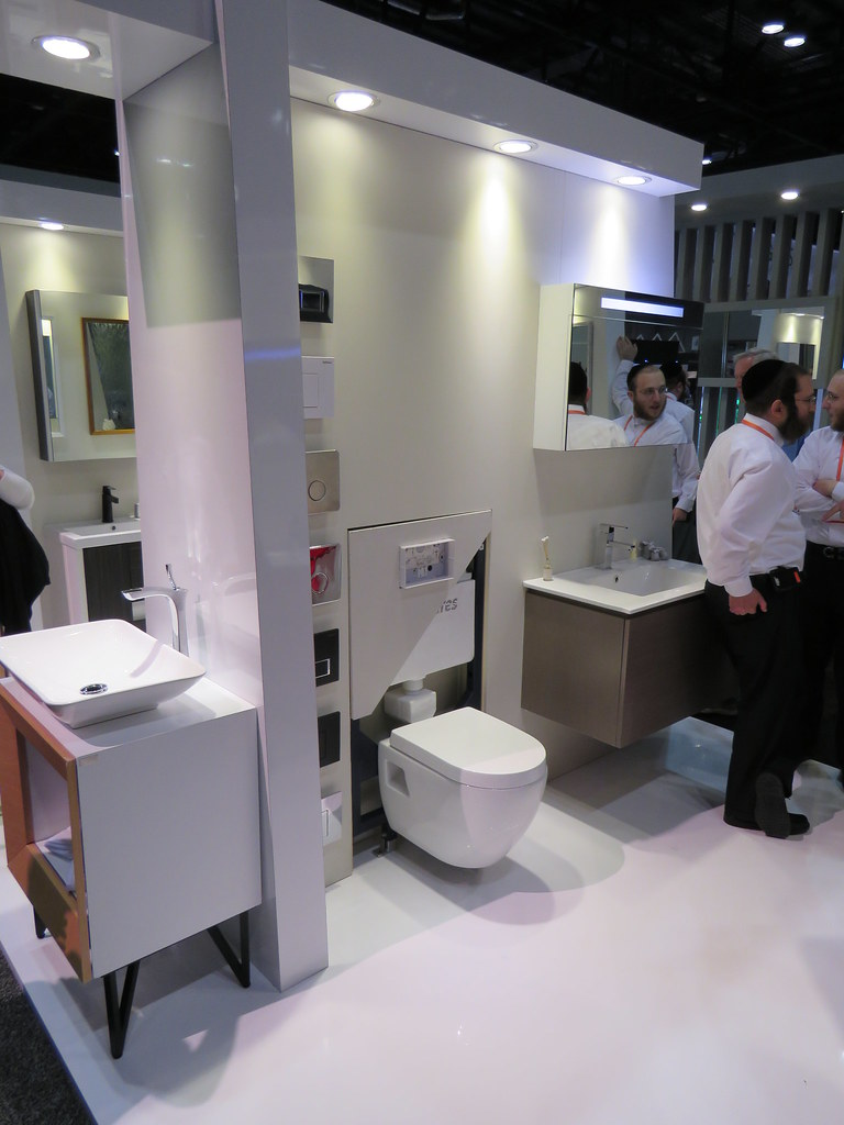Elegant As We Begin To Countdown The Weeks Until The 2017 Kitchen &amp Bath Industry Show, Which Will Be Held In Orlando From Jan 1012, Editors Attention Is Fixed On New Industrial Inspired Faucets, Selfcleaning Toilets, And Smart Shower Panels