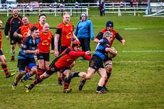 Witney 3's vs Swindon College-1125