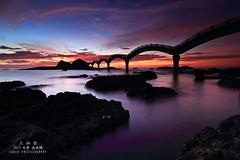 () Tags: ocean sea sky color sunrise canon long tour slow taiwan tokina oceans                   naturesfinest      eow     550d t116        1116mm