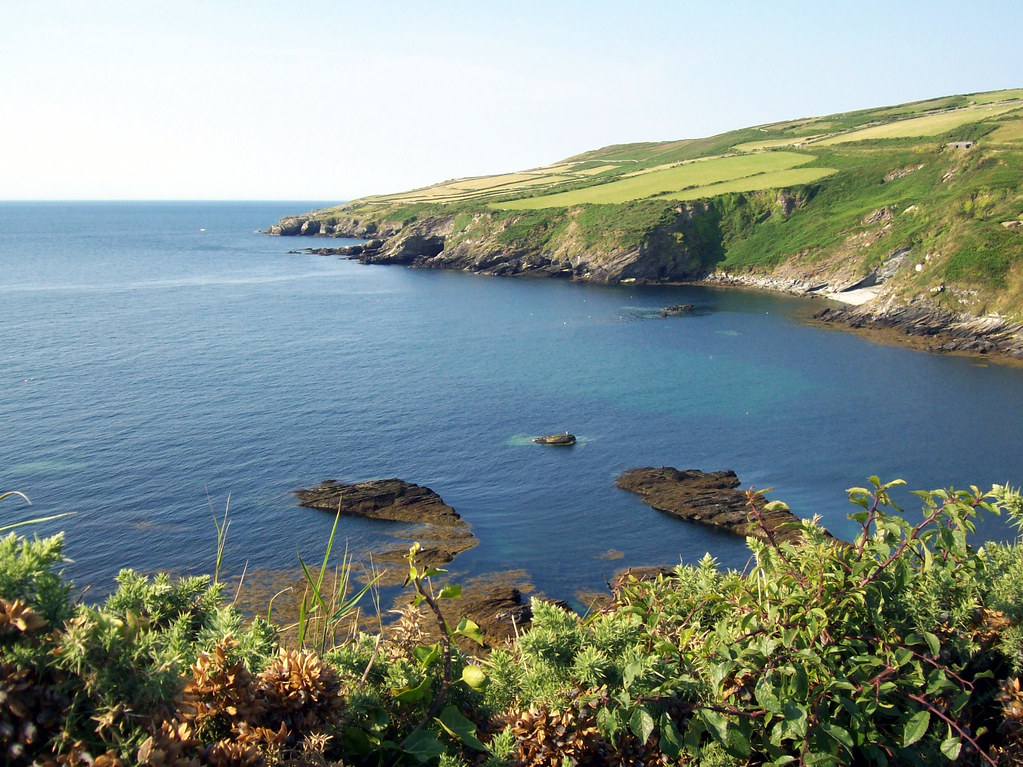 SOUTH WEST COAST OF THE ISLE OF MAN