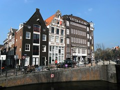 Amsterdam - Egelantiersgracht (Añelo de la Krotsche) Tags: amsterdam egelantiersgracht