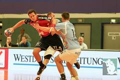 "DHB Pokal Bergischer HC vs. TV Hüttenberg 16.08.2015 029.jpg • <a style=""font-size:0.8em;"" href=""http://www.flickr.com/photos/64442770@N03/20661703621/"" target=""_blank"">View on Flickr</a>"