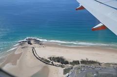 Arrivée Golad Coast