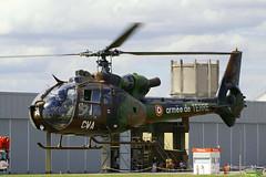 Arospatiale   SA 342M Gazelle  ~  CWA (Aero.passion DBC-1) Tags: plane aircraft aviation meeting helicopter gazelle 2008 avion helicoptere villaroche arien melun helico alat arospatiale aeropassion dbc1 sa342