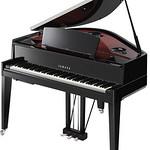 ハイブリッドピアノの写真