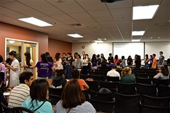 "WICS Week 1: 1st General Meeting & Mentorship Mixer 9/30/15 • <a style=""font-size:0.8em;"" href=""http://www.flickr.com/photos/88229021@N04/21303099443/"" target=""_blank"">View on Flickr</a>"