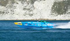 IMG_8670 (redladyofark) Tags: cowes torquay powerboat race 2015 a60 a7 a47 h90 b110 h858 c106 h9 dry martini silverline b74 smokin aces speed water boat sea