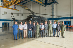 Visit of Panel to the Government Flying Service (2015.10.07) (www.legco.gov.hk) Tags: hanger gfs governmentflyingservice      honchungkwokpan   honkwokwaikeung   honipkwokhim drhonlamtaifai honchanchichuen   honngleungsing honmafungkwok honyiusiwing